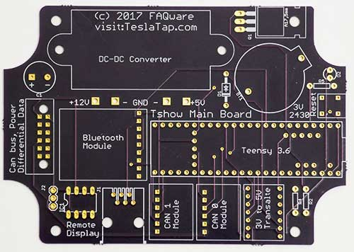 Processor PCB version 2