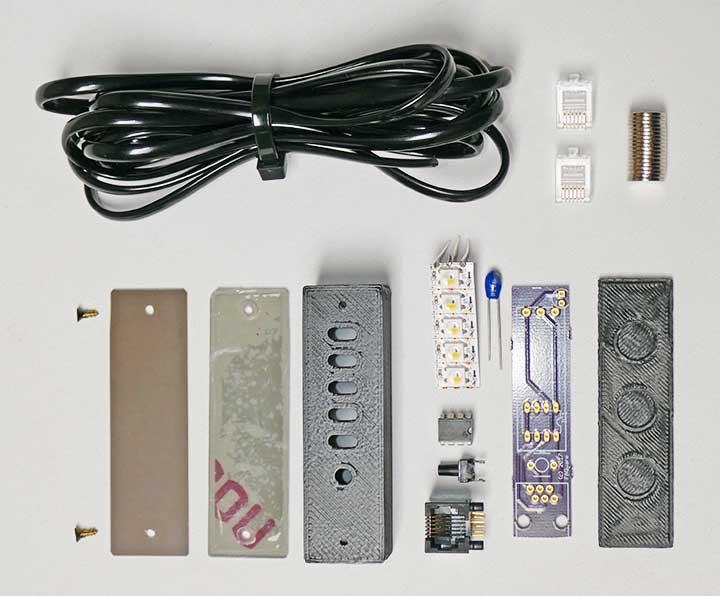 Remote parts