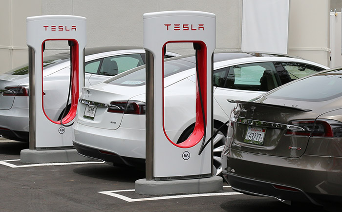 Mountain View Supercharger