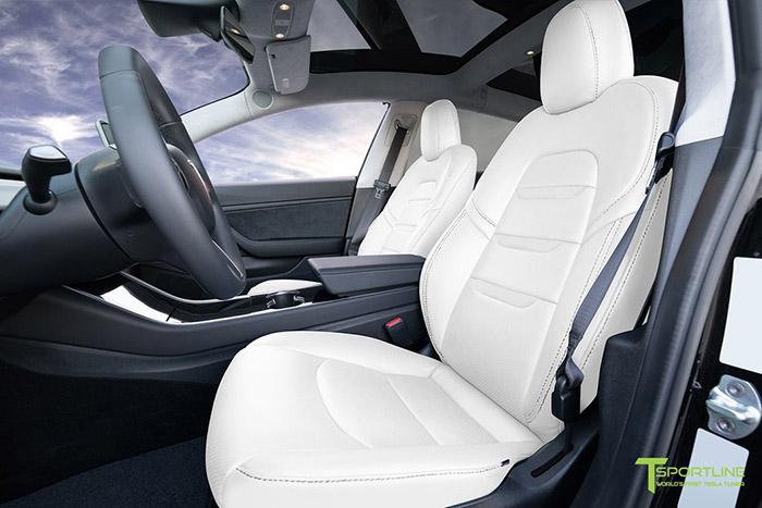 Model 3 seat retrofit